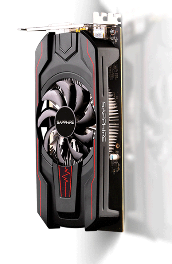 RX550 2G D5 海外版 OC